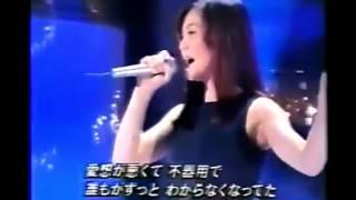 華原朋美-Just a real love night 1996現場演唱數位修復MV.