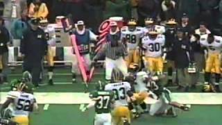10/9/1993 - Michigan State 17  Michigan 7