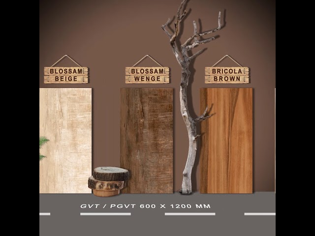 """""""Let's Experience the wood collection Journey """""""