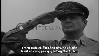 Tướng MacArthur và công cuộc cải cách xã hội Nhật