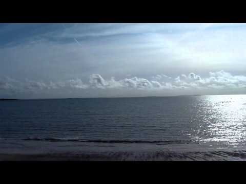 The Beach At Fethard On Sea, County Wexford, Ireland