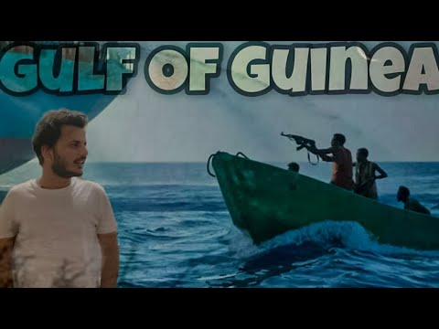we are sailing in very dangerous area   Gulf of guinea      Maersk Cuanza   A Sailor