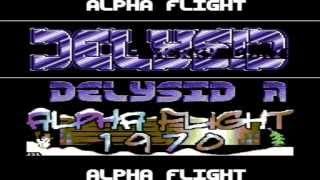 Xmas Alpha Flight on Delysid [2012]