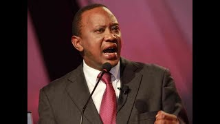 If you have evidence I\'ve stolen go to DCI, Uhuru tells leaders | Press Review