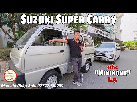 Đánh Xpander đi mua Suzuki Super Carry tại Sài Gòn giá 148tr