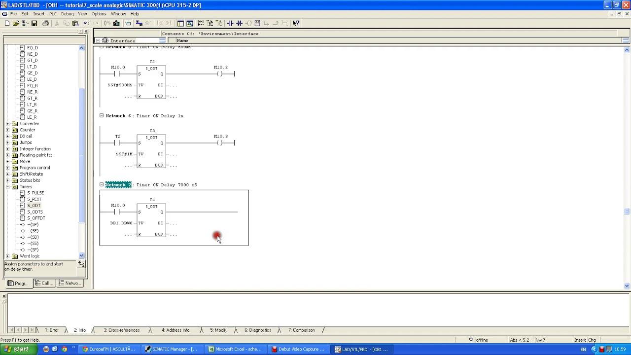 Siemens Step 7 Timers - Vlad MR ,mumclip com