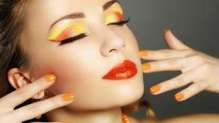❀♡Летний макияж/Яркий летний макияж❀♡(Видео урок: Летний макияж. Когда еще, как не летом можно позволить себе яркий макияж. Самое время попробоват..., 2015-05-14T12:29:03.000Z)