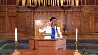Grant AME Church   July 12, 2020 Service