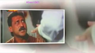 Kader Khan speak Pashto in Hindi movie Angar