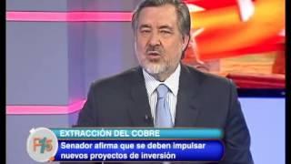 Alejandro Guillier abordó las demandas del norte grande por descentralización