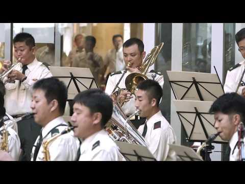 陸上自衛隊中央音楽隊 セントラルバンドの名手たち(31)結束の強いサックスパートにフォーカスした映像セレクション (第三の男)JSDF Central Band Sax Section Edition