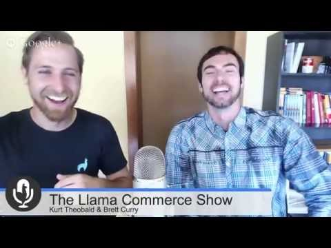 The Best of The Best - Llama Commerce Show & eCommerce Fuel