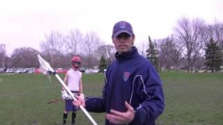 True Lacrosse - Tip of the Week - April 18, 2009