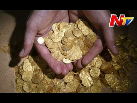 Israeli Divers Discover 1000 Year Old Gold Coins on Sea Bed