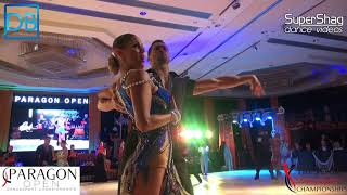Part 1 Approach the Bar with DanceBeat! Paragon 2017! Pro  Latin