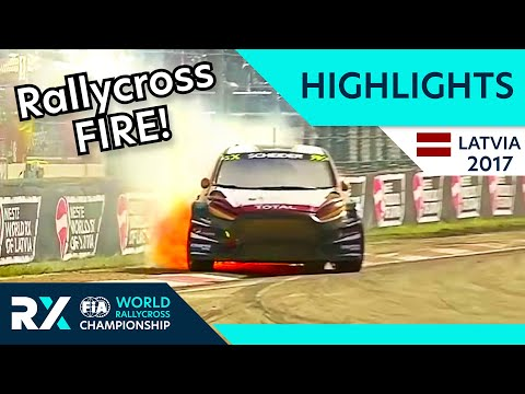 Last Time Out: Latvia   2017 Recap   World Rallycross of Latvia 2017