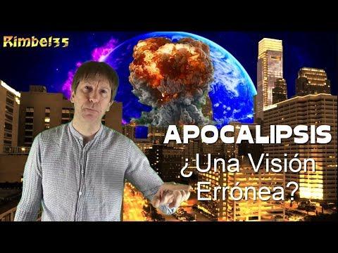 EL APOCALIPSIS NUNCA SERÁ COMO TE HAN HECHO CREER