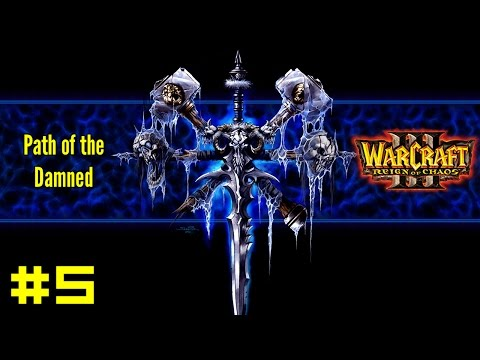 Warcraft III Reign of Chaos: Undead Campaign #5 - The Fall of Silvermoon