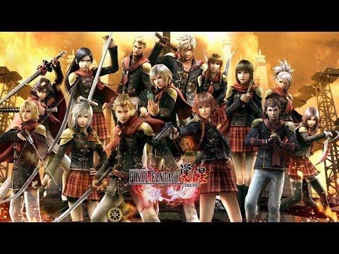 Bahasa Indonesia! | Final Fantasy Awakening (Indonesia) Android Action-RPG