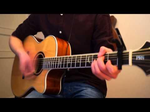 Ellie Goulding - Love Me Like You Do - Guitar Cover
