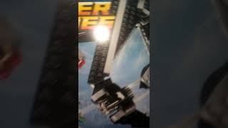 Мне подарили LEGO DC COMlCS BATMAN VS SUPERMAN