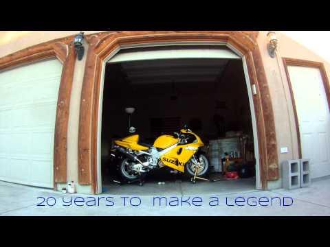 Suzuki TL1000 20th anniversary documentary teaser