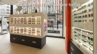 Vision Express Oxford Street East Flagship Store Development