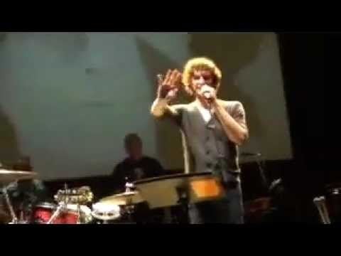 Gotye's countdown to 2012 at Peats Ridge Festival ♥