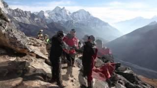 Трек к баз. лагерю Эвереста + 1-й разряд  СЭБ.