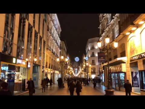 Zaragoza Christmas Market 2016