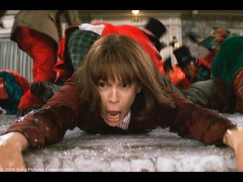 Jamie Lee Curtis Goes Berserk Christmas With The Kranks
