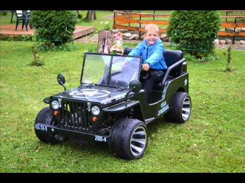 Мини машины для детей своими руками