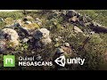 REVEAL: Megascans + Unity [Deprecated Wo
