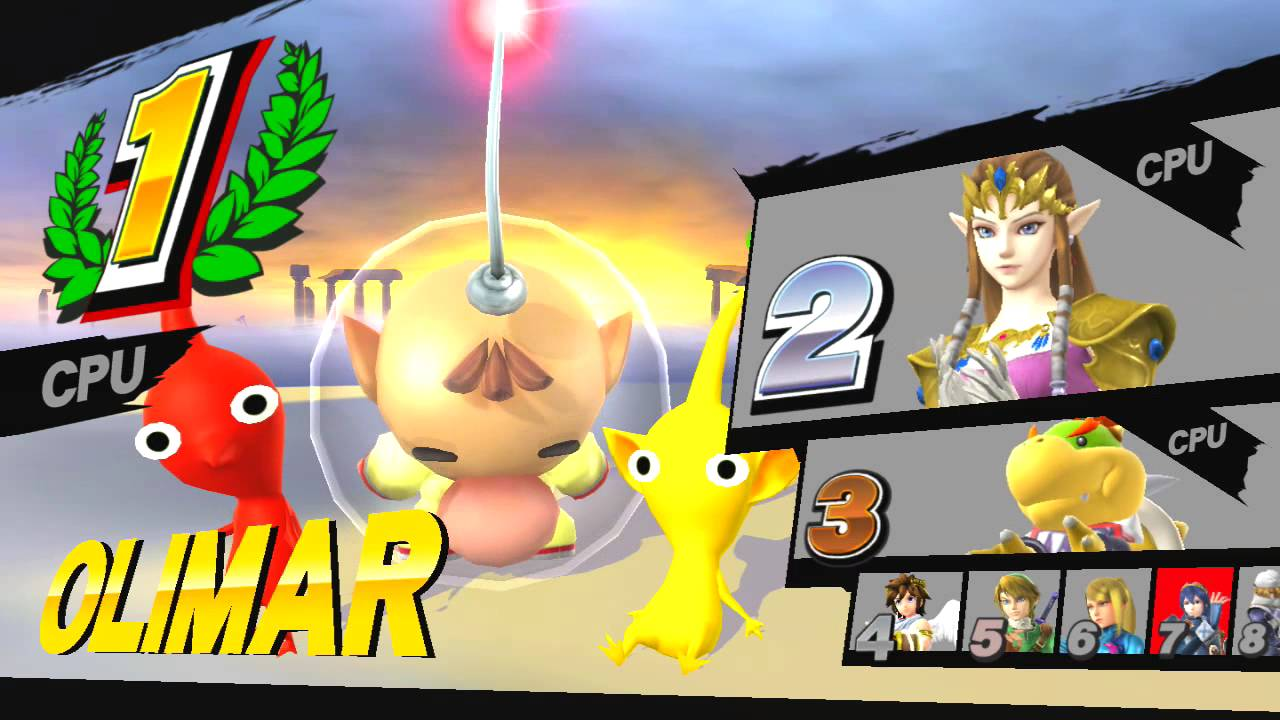 Why There's No Realistic Clapping Sound Effects In Smash Super Smash Bros. for Wii U Part II