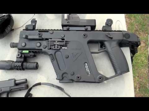 KRISS SDP Pistol Update Review