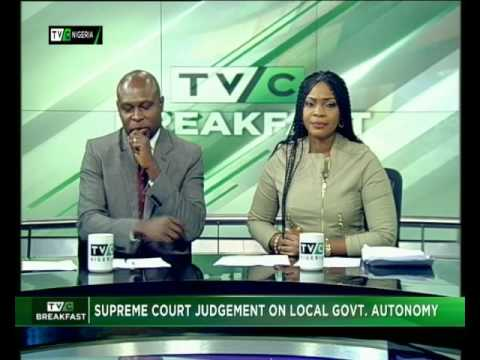 Supreme Court judgement of Local Government autonomy