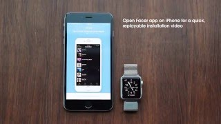 Facer iOS for Apple Watch Tutorial screenshot 4