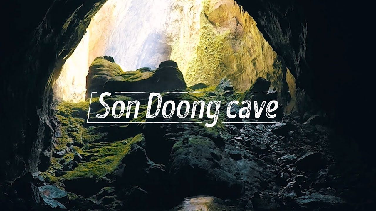 Discover Son Doong Cave // The biggest cave in the world (GoPro travel)
