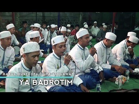 BABUL MUSTHOFA YA BADROTIM TERBARU LIVE KAYUGERITAN KARANGANYAR   MFA Sholawat Channel