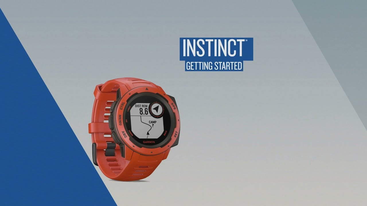 Garmin Instinct | Wearables | India Broadband Forum