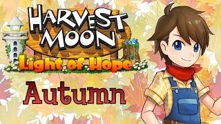 Harvest Moon: Light of Hope SE | Ep29: Autumn 15: The Harvest Moon Festival [No Commentary]