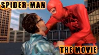 Полное Прохождение игры Spider Man The Movie [Фильм]