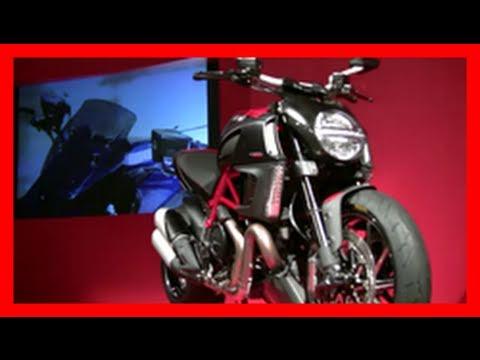 Ducati Diavel getestet von 1000PS.at
