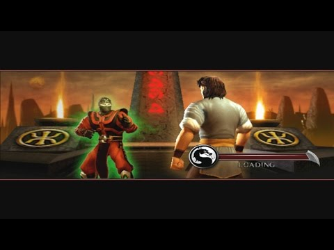 Mortal Kombat : Deception - Konquest Walkthrough [Pt 3/13 - Netherrealm]