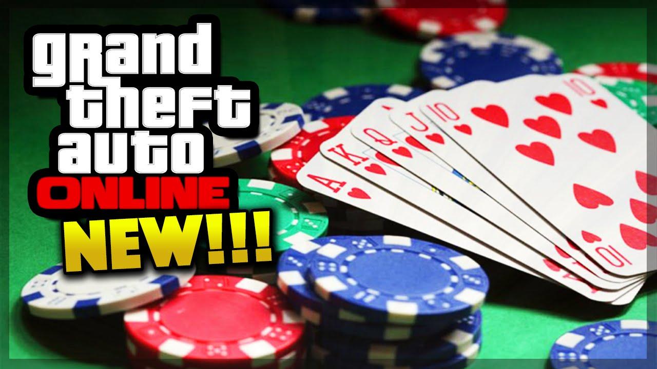 Gambling on gta 5
