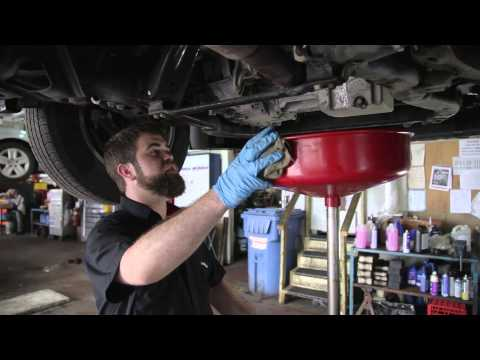 Lube, Oil and Filter Change @ Jim Tubman Chevrolet