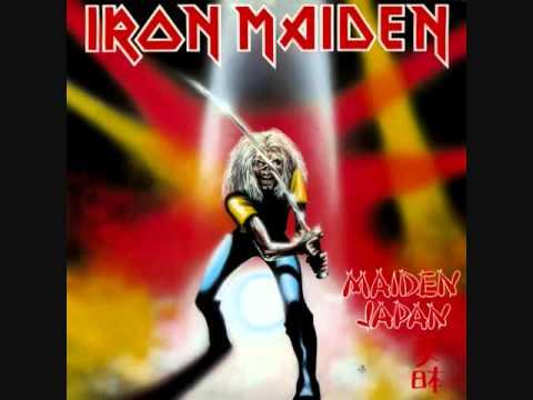 Iron Maiden - Running Free [Maiden Japan]