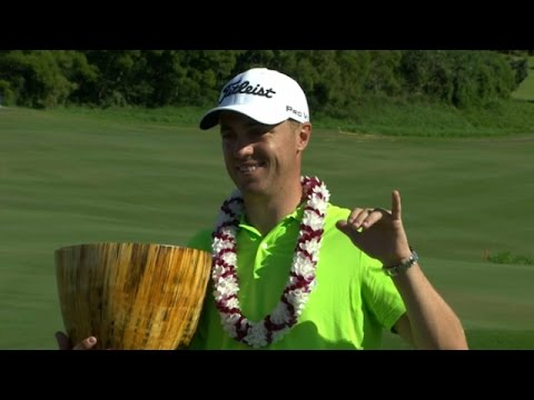 Highlights   Justin Thomas recovers expertly to win by three at SBS