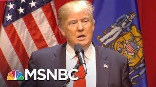 Report: Donald Trump Got A Crash Course On 'Globalism' Before U.N. Visit | The 11th Hour | MSNBC