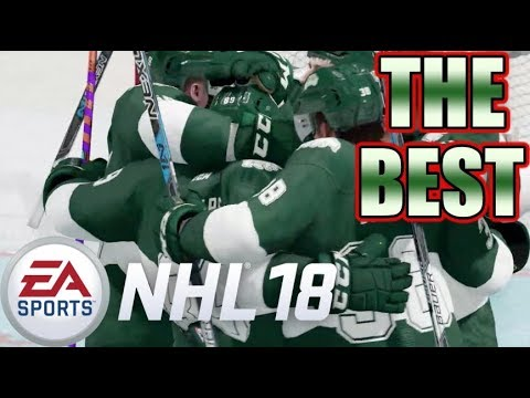 50 GOALS + 100 POINT SEASON! - NHL 18 Be a Pro #24 [Sniper]